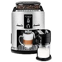 Krups EA829D Kaffeevollautomat LattEspress (Aluminiumfront, One-Touch...