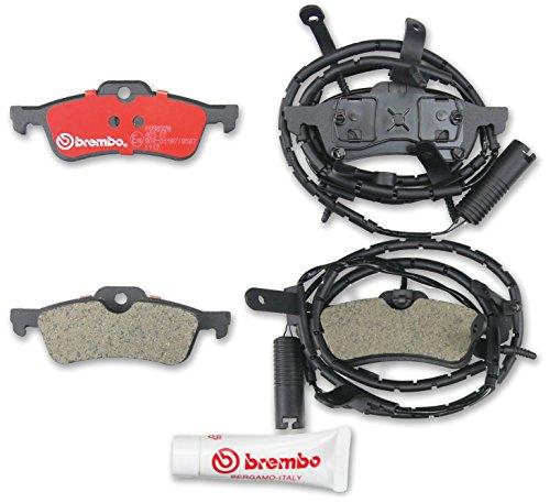 Brembo P06032N Rear Disc Brake Pad
