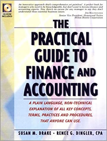 Practical Guide To Finance And Accounting