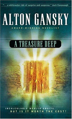 book cover of A Treasure Deep