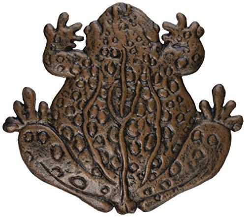 Oakland Living Frog Stepping Stone, Antique Bronze
