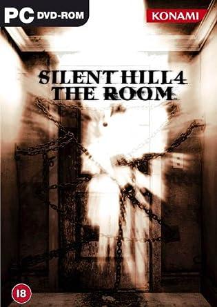 Amazon Com Silent Hill 4 The Room 輸入版 Video Games