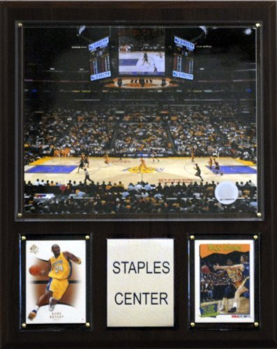 NBA Staples Center Arena Plaque by C&I Collectables