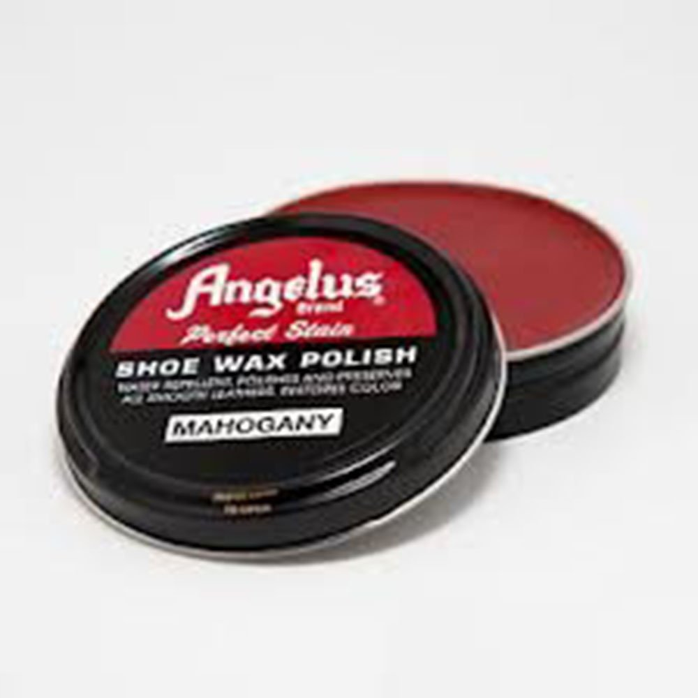 Angelus Wax Polish Mahogany