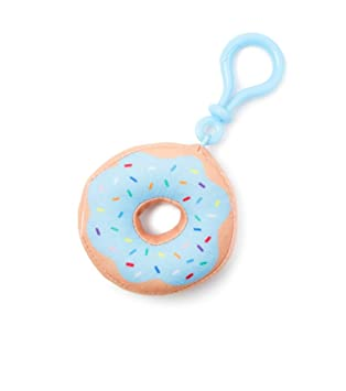 Amazon.com: Dylan s Candy Bar – Llavero felpa Donut (Azul ...