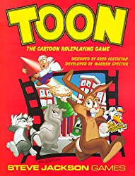 Toon the Cartoon Roleplaying Game: The Cartoon Roleoplaying Game
