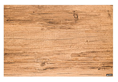 Guzzini My Fusion Shades Placemat, 18-Inches by 12-Inches, Elm