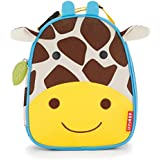 Skip Hop Zoo Lunchie Insulated Kids Lunch Bag, Giraffe