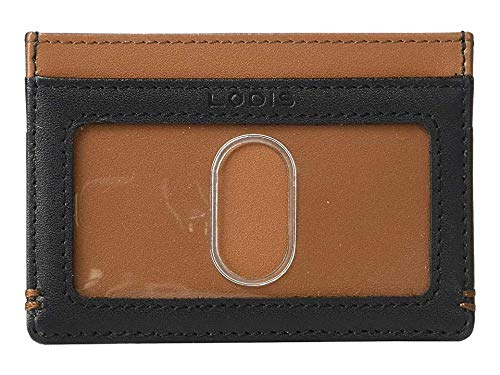 Lodis Accessories Men's Mini ID Case Saddle One Size