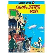 Lucky Luke - Dupuis 07 Elixir du Docteur Doxey