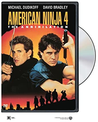 Amazon.com: American Ninja 4 - The Annihilation by Michael ...