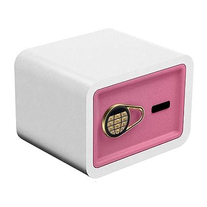 Convencionales Caja Fuerte de Seguridad electrónica con Caja de Seguridad pequeña y Segura para el hogar