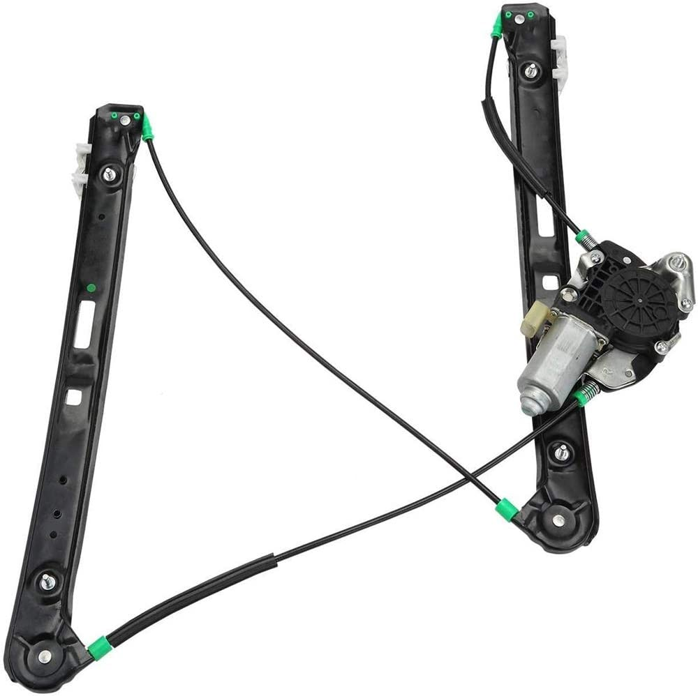 Front Right Power Window Regulator 51337020660 For BMW E46 3 Series