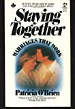 Staying Together, Patricia o'brien, 0671820737