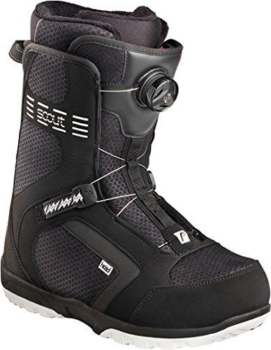 Head Scout Pro BOA Snowboard Boots Mens Sz 11 (29)