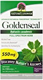 Nature's Answer Goldenseal Root Vegetarian Capsules, 50-Count For Sale