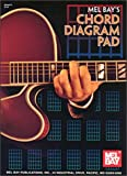 Mel Bay's Chord Diagram Pad, William Bay, 0786631015