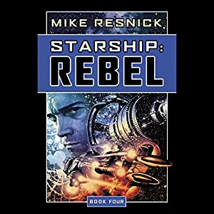 Starship: Rebel Audiobook