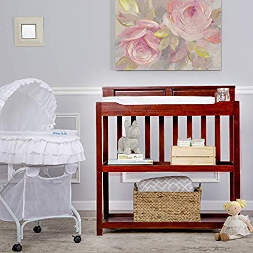 Dream On Me Zoey 3-in-1 Convertible Changing Table