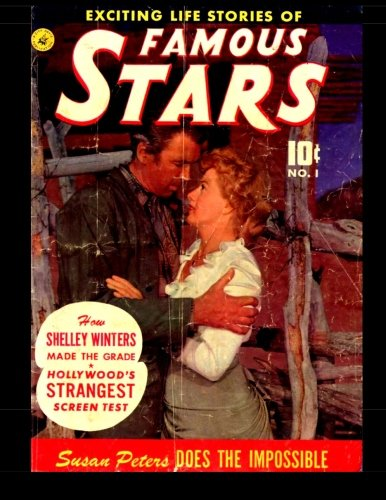 Read Online Famous Stars #1: Life Stories of Famous Stars from the Golden Age ebook