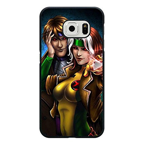 Samsung Galaxy S6 Edge Gambit Comic Cover Shell,Perfect Lovers Gambit Phone hülle Handyhülle Solid Skin Protective Cover for Samsung Galaxy S6 Edge,Telefonkasten SchutzHülle