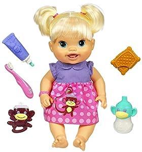 Baby Alive Super Susse Puppe Die Das Zahne Putzen Naher Bringt