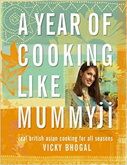Book A Year of Cooking Like Mummyji