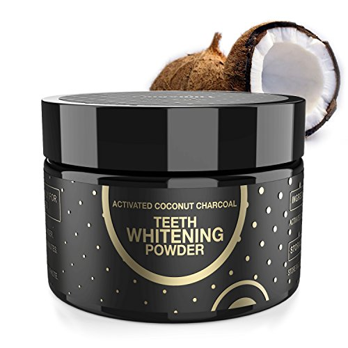 - Fairywill Teeth Whitening Activated Charcoal Powder Natural Charcoal Powder Proven Safe for Enamel 2.11 oz Original Flavor Whitening Teeth Easy
