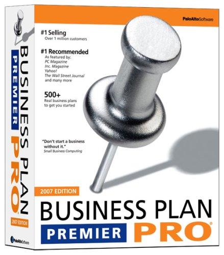 Palo alto business plan pro 15th anniversary edition