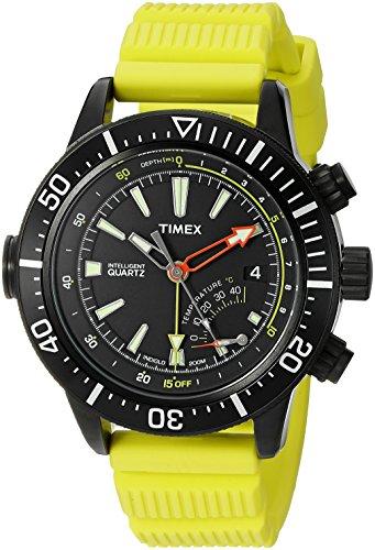 Timex Men's T2N958 Intelligent Quartz Adventure Series Depth