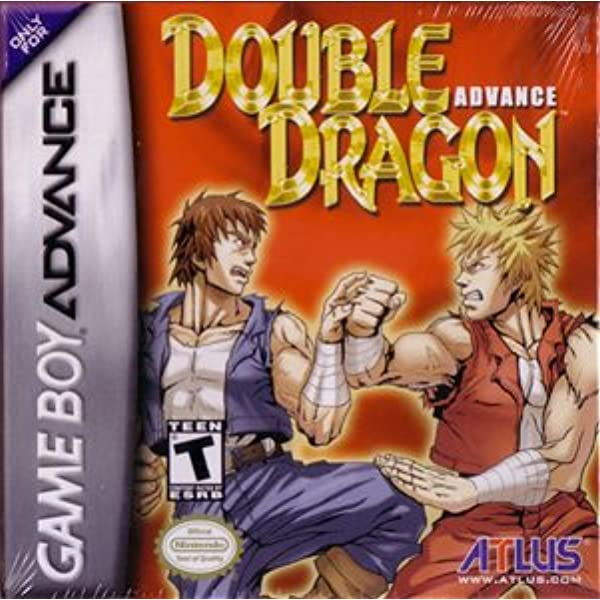 Amazon Com Double Dragon Advance Video Games