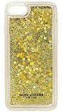Marc Jacobs Floating Glitter iPhone 7 / 8 Case Gold iPhone 7 [並行輸入品]