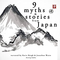 Nine Myths and Stories from Japan