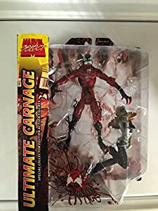Amazon.com: Marvel Select: Ultimate Carnage Action Figure ...Ultimate Carnage Marvel Select