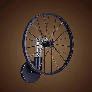 Vintage Applique Roue Abat Edison Fhtd De Rétro Vélo Antique Jour b67fYgvy