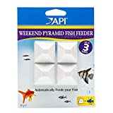 API 3-Day Pyramid Automatic Fish Feeder