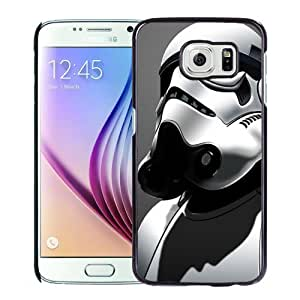NEW DIY Unique Designed Samsung Galaxy S6 Phone Case For Star Wars Stormtrooper Phone Case Cover