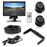 Pyle AZPLCMTR7250 Rearview Backup Camera & Monitor Driving Assist System Review