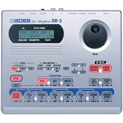boss-dr3-electronic-drum-controller