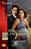 img - for Pregnancy Proposal (Harlequin Desire) book / textbook / text book