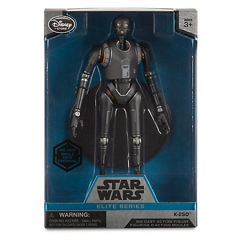 K-2SO Elite Series Die Cast Action Figure - 6 1/2'' - Rogue