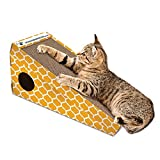 OurPets Cosmic Catnip Alpine Scratcher (8 inch x 19.5 inch) For Sale