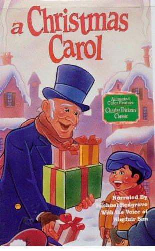 Amazon.com: A Christmas Carol (animated) (1971): Alistair Sim ...