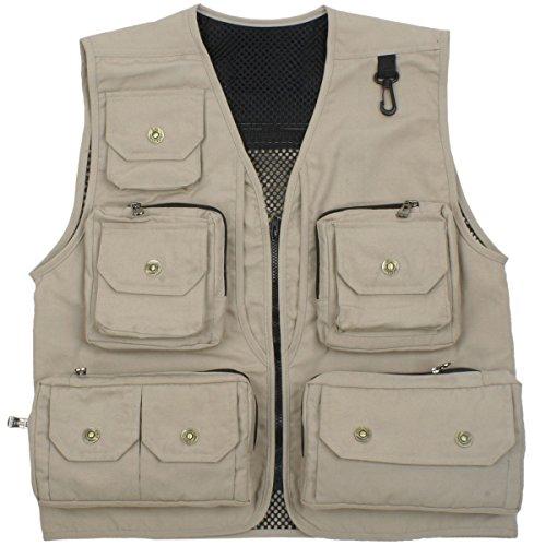 17 Pocket Travel Vest - 4