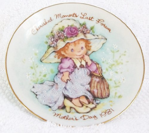 AVON 1981 Mothers Day Plate COLLECTIBLE ()