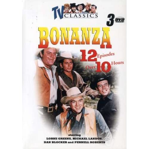Bonanza, Vols. 1-3 movie