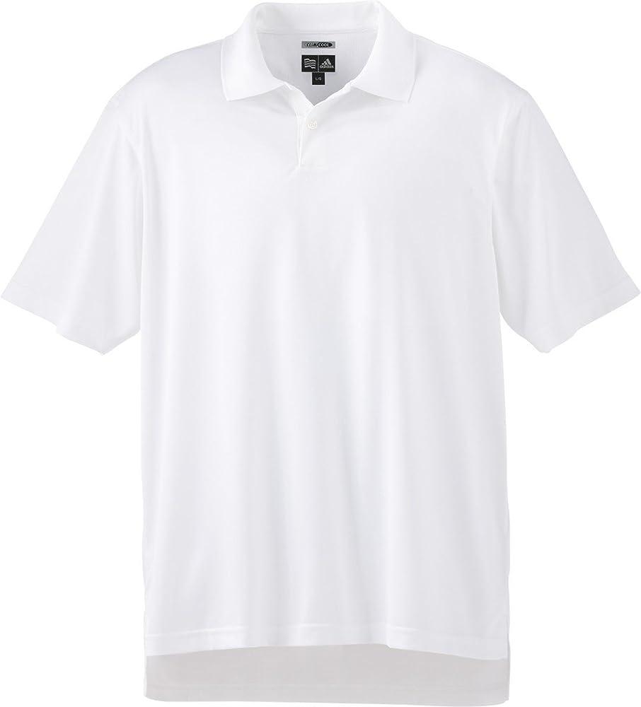 adidas Golf A21 Climacool para Hombre Polo Piqué, Blanco: Amazon ...