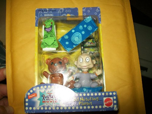 The Rugrats Movie Dil Nuturing Playset