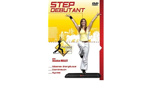 Fitness zone, vol. 1 : step débutant [Francia] [DVD]: Amazon.es ...