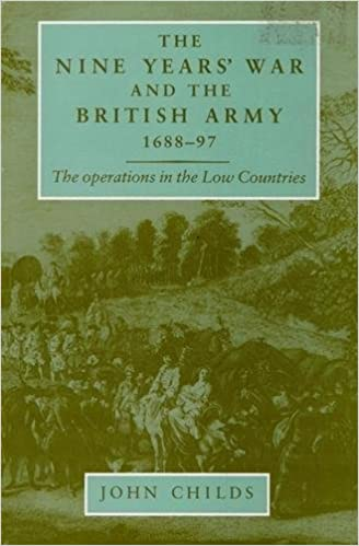 The Nine Years War And The British Army 1688-97: The Operations In The Low Countries por John C. R. Childs epub